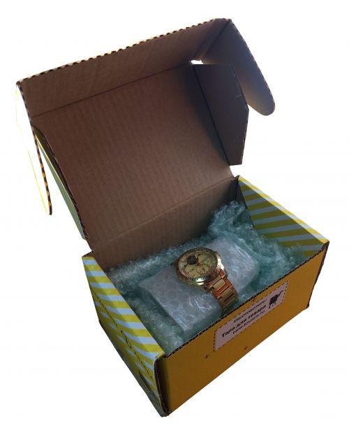 Как упаковать часы для отправки почтой
