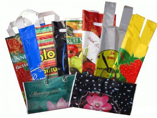 Новое поступление полиэтиленовых пакетов с ручками на «Тара для товара».