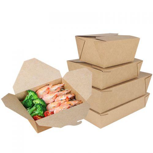 Упаковка для еды на вынос и доставки горячих блюд. Тара для шашлыка, супов и всего остального