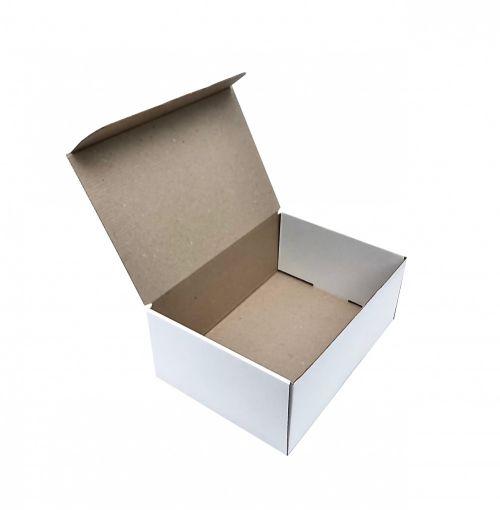 Снижение цен на белые самосборные коробки!